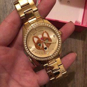 Betsey Johnson Foxy Watch
